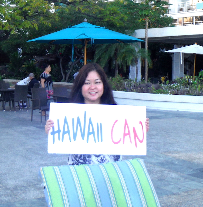 Walk in My Shoes–Joli Tokusato, Hotel Worker, Unite Here Local 5, Hawaii