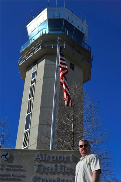 Walk in my shoes—John Bratcher, National Air Traffic Controllers Association
