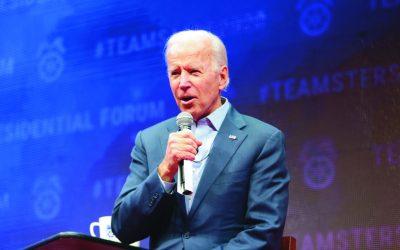 'Union Guy' Biden Taps More than Two Dozen Labor Leaders for Transition Team