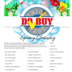 Do Buy | Spring Cleaning