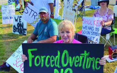 Nationwide Strikes Demonstrate Workers Power in Numbers