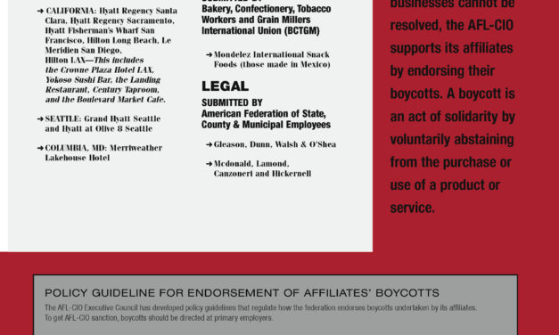 Merriweather Lakehouse Hotel Added to Boycott List